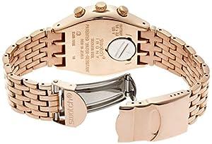 Swatch Reloj de cuarzo Unisex Blue Win 40 mm de Swatch