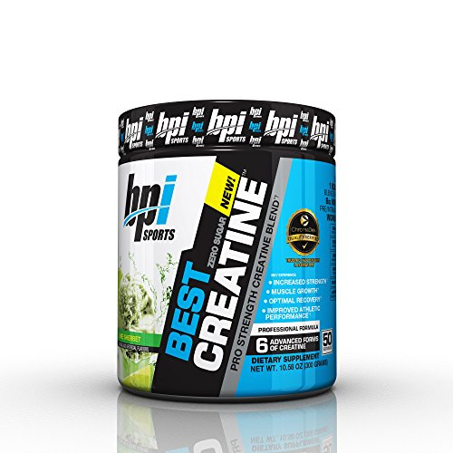 Bpi Sports Best Creatine (50 Serv) Lime Sherbet, 300 g