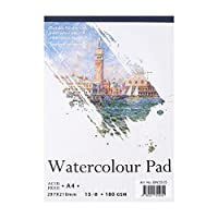 A4 A5 Sketch Book,A4 A5 Universal Artist Sketch Paper Pad Artist Sketch Book Watercolor Paper Notepad For Painting Drawing Diary Creative Notebook (A4)