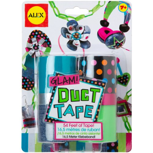 Glam Kit (Alex Toys Yourself tragen Glam Duct Tape Kit)