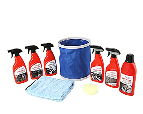 Deluxe Exterior Care Kit (Wellness-waxing)