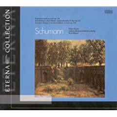 Schumann: Piano Concertos, Op. 54, 92 & 134