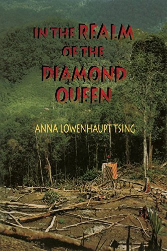In the Realm of the Diamond Queen: Marginality in an Out-of-the-Way Place by Anna Lowenhaupt Tsing (1993-11-01)