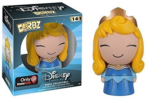 Funko Dorbz: Disney - Aurora Sleeping Beauty Vinyl Figure (Blue Dress