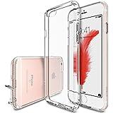 Funda iPhone 6S Plus, Ringke [AIR] ingravidez como el aire [Crystal View] extrema de peso ligero ultra-delgado transparente suave flexibles TPU resistente a arañazos Protector Funda para Apple iPhone 6S Plus/ 6 Plus