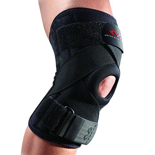 McDavid 425 Bänder-Kniestütze - Ligament Kniebandage / Knieorthese XXL (Therapeutische Knie-band)
