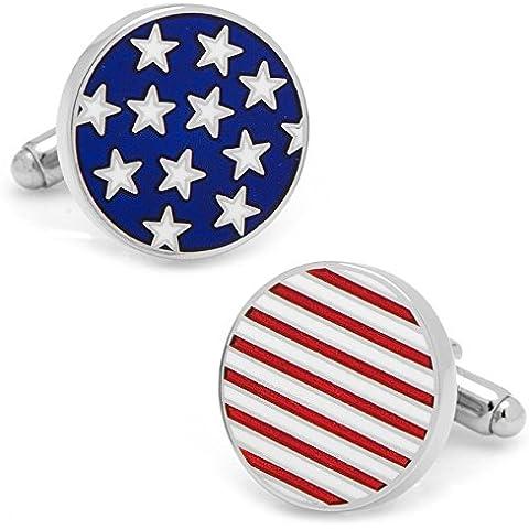 Stelle e strisce gemelli American Flag - Novità American Flag