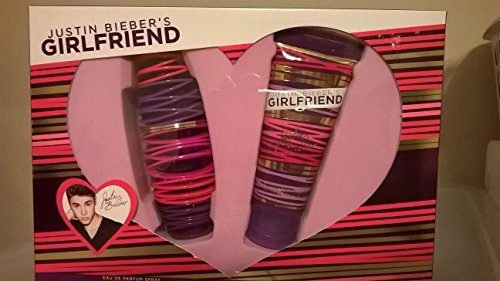 Justin Biebers Girlfriend Fragrance Gift Set For Women, 2 Pc