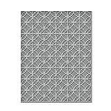 Spellbinders Relieve Carpeta Small-Circles y Diamantes