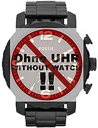 Fossil bande de montre de bracelet pour montre Fossil JR1356bande de rechange Jr 1356Bracelet de Montre 24mm en métal gris