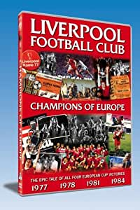 Liverpool Fc: Champions Of Europe [VHS]