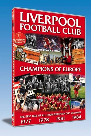 Liverpool Football Club   Champions of Europe  DVD