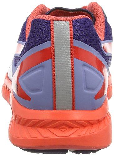 Puma Ignite Unisex-Kinder Sneakers Blau (bleached denim-astral aura-cayenne 03)