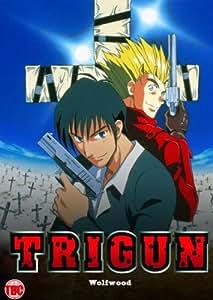 Trigun: Volume 3 - Wolfwood [DVD]