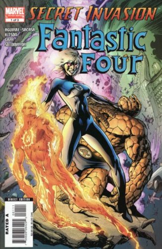 Secret Invasion: Fantastic Four #1A