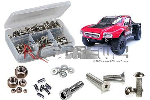 RCR020 - Redcat Racing Aftershock 8e SC Stainless Steel Screw Kit