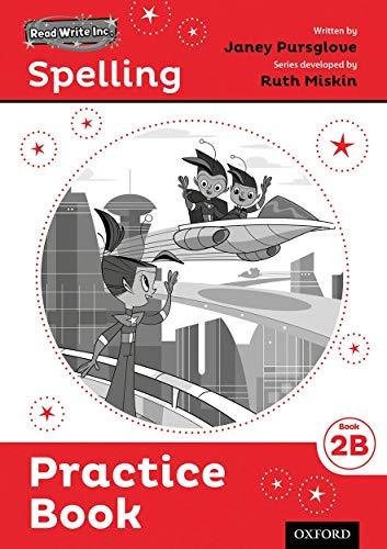 Read Write Inc. Spelling: Practice Book 2B Pack of 5