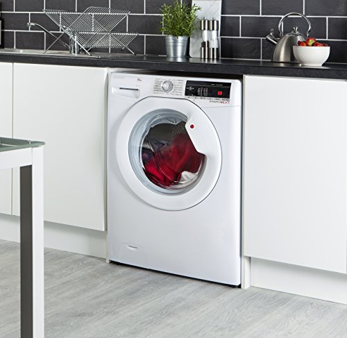 Hoover DLOA4103 Freestanding A+++ Rated Washing Machine - White Best Price and Cheapest