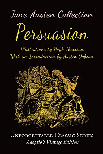 jane-austen-collection-persuasion-illustrated-unforgettable-classic-series-english-edition