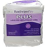 Seco de Readiwipes Plus toallitas 100pk (grande)