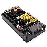 Batterie-Organizer - Kapazität 98 Batterien + Eingebauter Tester