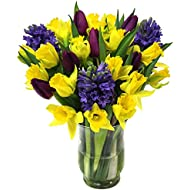 Fabulously Floral Spring Posy Bouquet