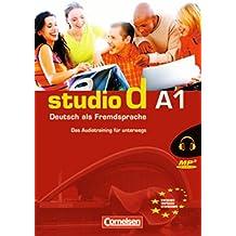 studio d - Grundstufe: A1: Gesamtband - Das MP3-Audiotraining für unterwegs