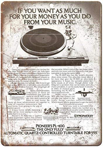 Kilburn Pioneer - Tocadiscos con Control de Cuarzo, diseño Retro ...