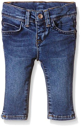 Mexx Baby - Mädchen Jeanshose MX3023393 Baby Pant, Gr. 80, Blau (LIGHT MIRA WASH D00424)