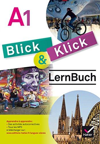 Blick und Klick Lernbuch 5e éd. 2016 - Cahier de l'élève