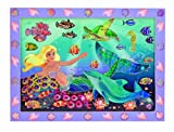 #5: Melissa & Doug Peel and Press Sticker by Number - Mermaid Reef, Multi Color