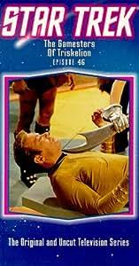 Star Trek 46: Gamesters of Triskelion [VHS] [Import USA]