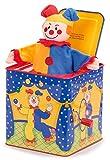 Schylling SC-JJB Jester Jack In The Box Toy