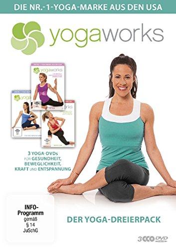 Yogaworks - Der Yoga-Dreierpack [Limited Edition] [3 DVDs]
