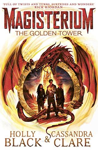 Preisvergleich Produktbild Magisterium: The Golden Tower (The Magisterium,  Band 5)
