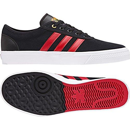 Adidas Adi-ease, Sneaker Uomo Multicolore (noyau Noir / Écarlate / Blanc Ftwr)