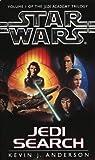 Star Wars - Jedi Search (Jedi Academy Trilogy Volume 1)