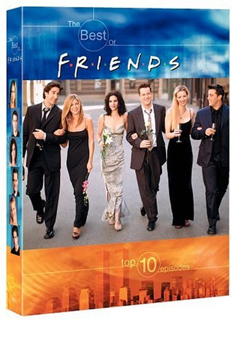 Click for larger image of Friends: Best of Friends 1 & 2 [DVD] [1995] [Region 1] [US Import] [NTSC]