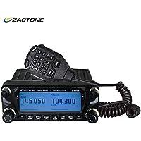 Express Panda Dual Band VHF / UHF radio bidirezionale per veicoli (camion, furgoni, automobili) - mobile Kit Transceiver walkie-talkie con tastiera microfono