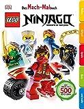 Das Mach-Malbuch. LEGO® Ninjago