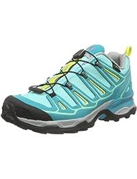 Salomon X Ultra 2 Gtx, Zapatos de Low Rise Senderismo Para Mujer