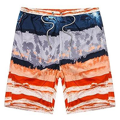 APTRO Men's Swimming Shorts Summer Beach Shorts Swimming Trunks