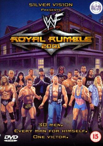 WWF - Royal Rumble 2001 (NTSC)