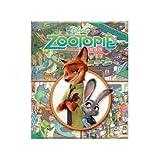 zootopie cherche et trouve