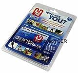 UTAG Notfall-USB-Stick im Kreditkartenformat