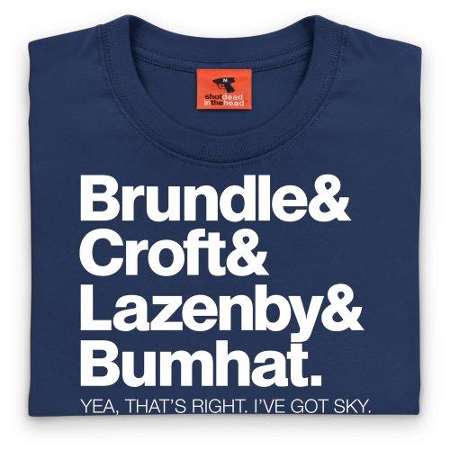 Sniff Petrol SkyF1 T-Shirt, Damen Dunkelblau