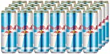 Red Bull Energy Drink Sugarfree 24 x 355 ml Dosen Getränke Zuckerfrei 24er Palette