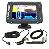 Lowrance Elite-7 Ti Bundle w/Med/High Skimmer Ducer, StructureScan-HD Ducer & Y-Cable