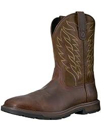 Ariat - Chaussures de Travail Western Groundbreaker pour Hommes dc08a2f1364f