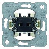 Hager 503101 interruptor de luz - Interruptores de luz (Metálico, 10 A, 250 V)
